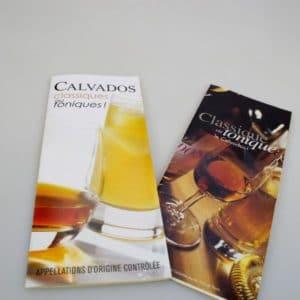 Dépliant Calvados